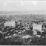 Cover image of Canada. Quebec. Montreal. A view of Montreal from Mount Royal / CN227