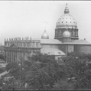 Cover image of Canada. Quebec. Montreal. St. James' Cathedral, a replica of St. Peter's at Rome / 47936