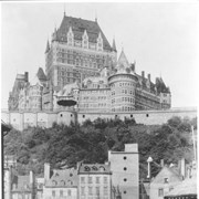 Cover image of Canada. Quebec, Quebec. Chateau Frontenac / CN236