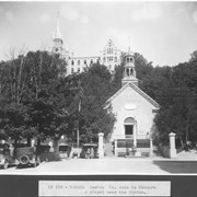 Cover image of Canada. Quebec. St. Anne de Beaupre. A chapel near the Shrine / CN115