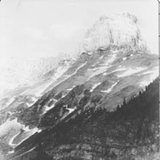 Cover image of Cathedral Peak B.C. from Mt. Stephen / On Line of Canadian Pacific Railway. 18-10