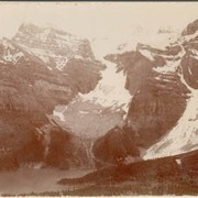 Cover image of Head of Moraine Lake, Laggan, Alba / On Line of Canadian Pacific Railway. 17-5
