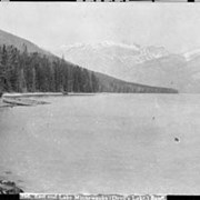 Cover image of 768. East end, Lake Minnewauka (Devil's Lake) Banff