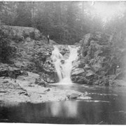 Cover image of Falls of the Bow,  Banff Alberta, C.P.R.R.