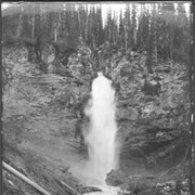 Cover image of 18-85. Laughing Falls, B.C. Field