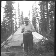 Cover image of #4 Lake O'Hara 1907 [trip : file title]