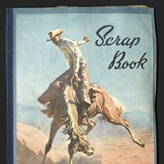 Cover image of 1973 Scrap Book