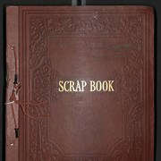 Cover image of [American East Coast and West Coast Scrapbook]