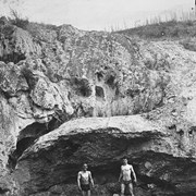 Cover image of [Cave and Basin ca. 1890]