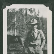 "Cover image of ""Carl Rungius, President [of the Trail Riders]"""
