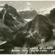 Cover image of 109. Lake Louise, Mirror Lake, Lake the Clouds, The Beehive, Lakes Agnes
