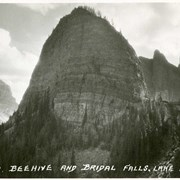 Cover image of 601. Beehive and Bridal Falls, Lake Louise