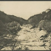"Cover image of ""Cajon Pass, San Gabriel Mts in distance."""