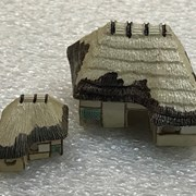 Cover image of Miniature  Hut