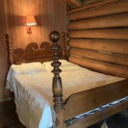 Cover image of Four-Poster Bed