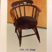 Cover image of Captain Chair