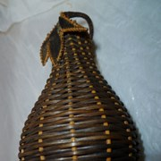 Cover image of Basketry Vase