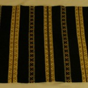 Cover image of Table, Hand Woven Runner
