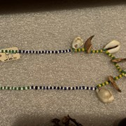 Cover image of Beaded Necklace