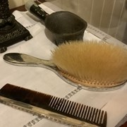 Cover image of  Hairbrush