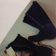 Cover image of High Top Boots