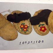 Cover image of Child's Moccasins