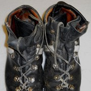 Cover image of X-Country Ski Boots