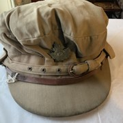 Cover image of Garrison Cap