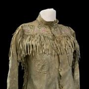 Cover image of Buckskin Jacket