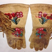 Cover image of Beaded Gloves