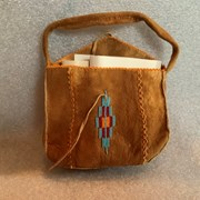 Cover image of Beaded Purse