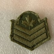 Cover image of Military Patch