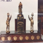 Cover image of Trophy Statuette