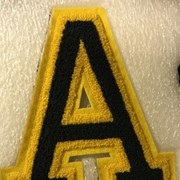 Cover image of Athletic Patch