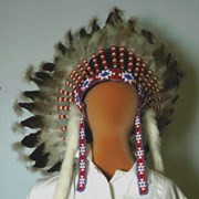 Cover image of  Headdress