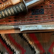 Cover image of And Scabbard Sword