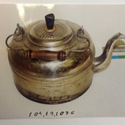 Cover image of  Teakettle