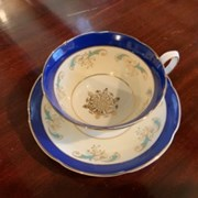 Cover image of  Cup And Saucer