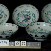 Cover image of Bowl; Soup Set