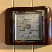 Cover image of  Barometer