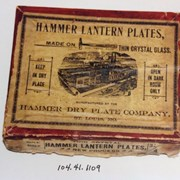 Cover image of Lantern Plate Box