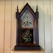 Cover image of Shelf Clock