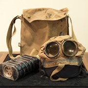 Cover image of Gas Mask