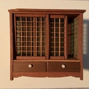 Cover image of Miniature Cupboard