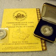 Cover image of Commemorative Coin Collection