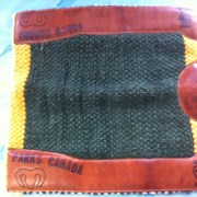 Cover image of Saddle Blanket