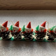 Cover image of Christmas Figurine Group
