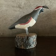 Cover image of Bird Figurine