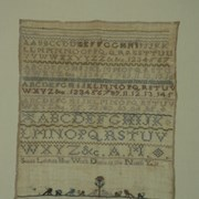 Cover image of Embroidery Sampler