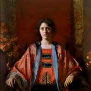 Cover image of Untitled [Portrait of Catharine Robb]